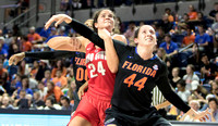 Ohio State Buckeyes v. Florida Gators Women's Basketball